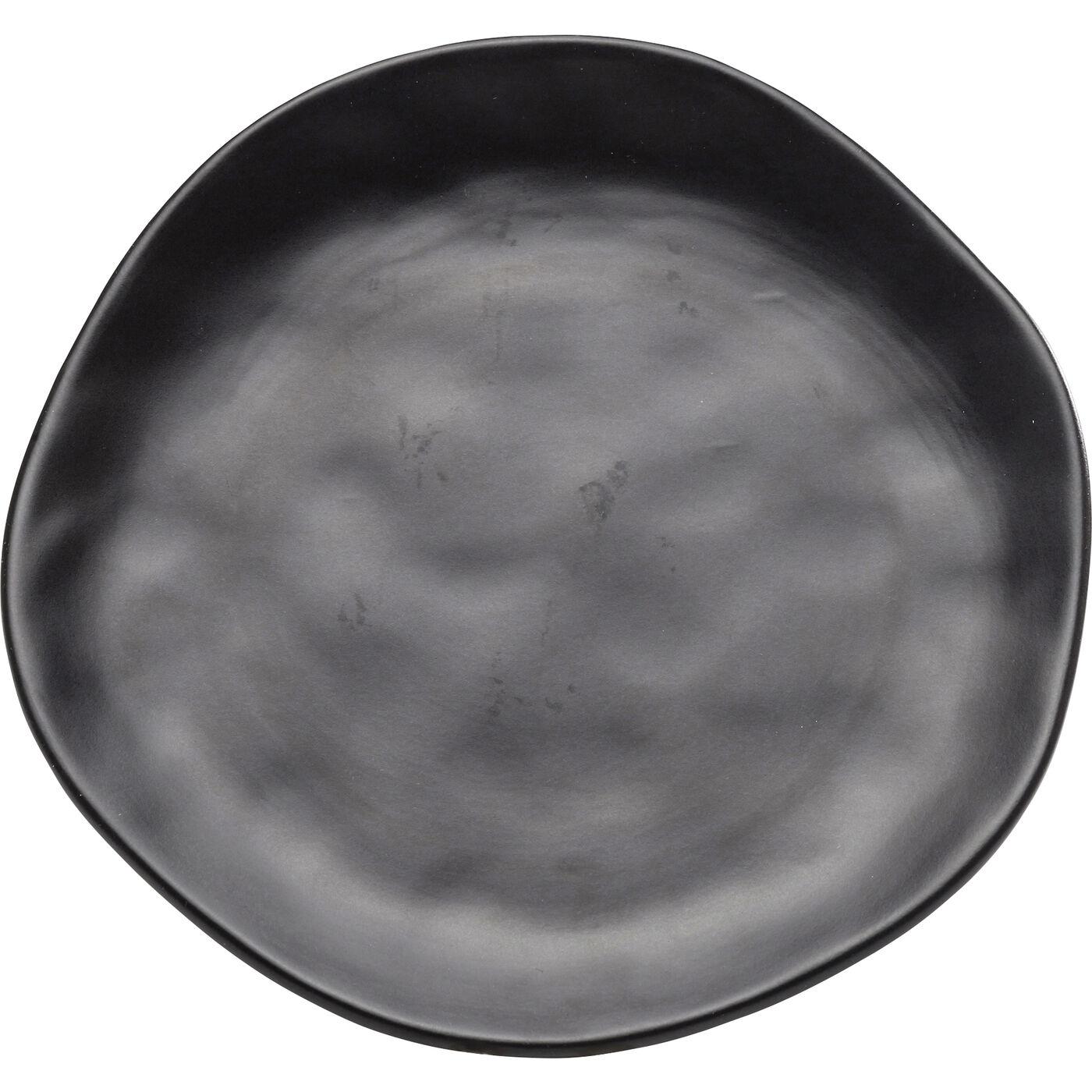 Teller Organic Black Ø20cm
