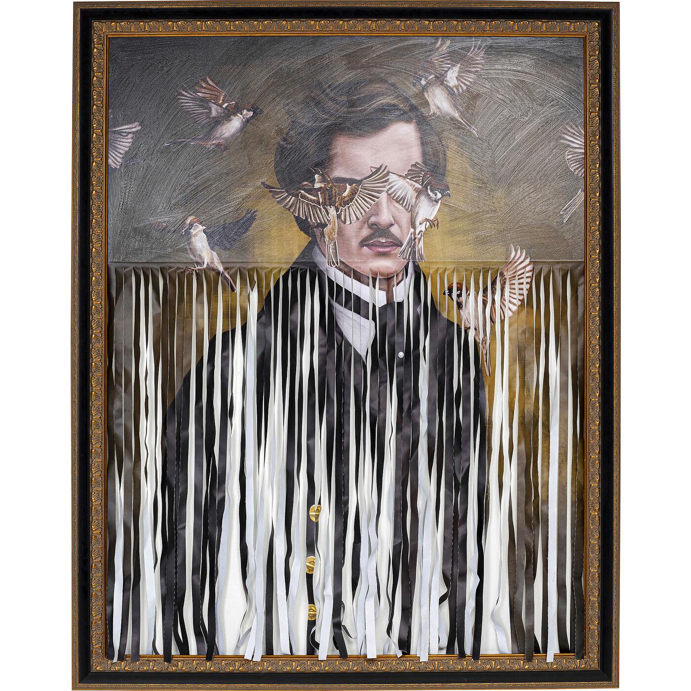 Bild Frame Gentleman Cuts 163x130cm