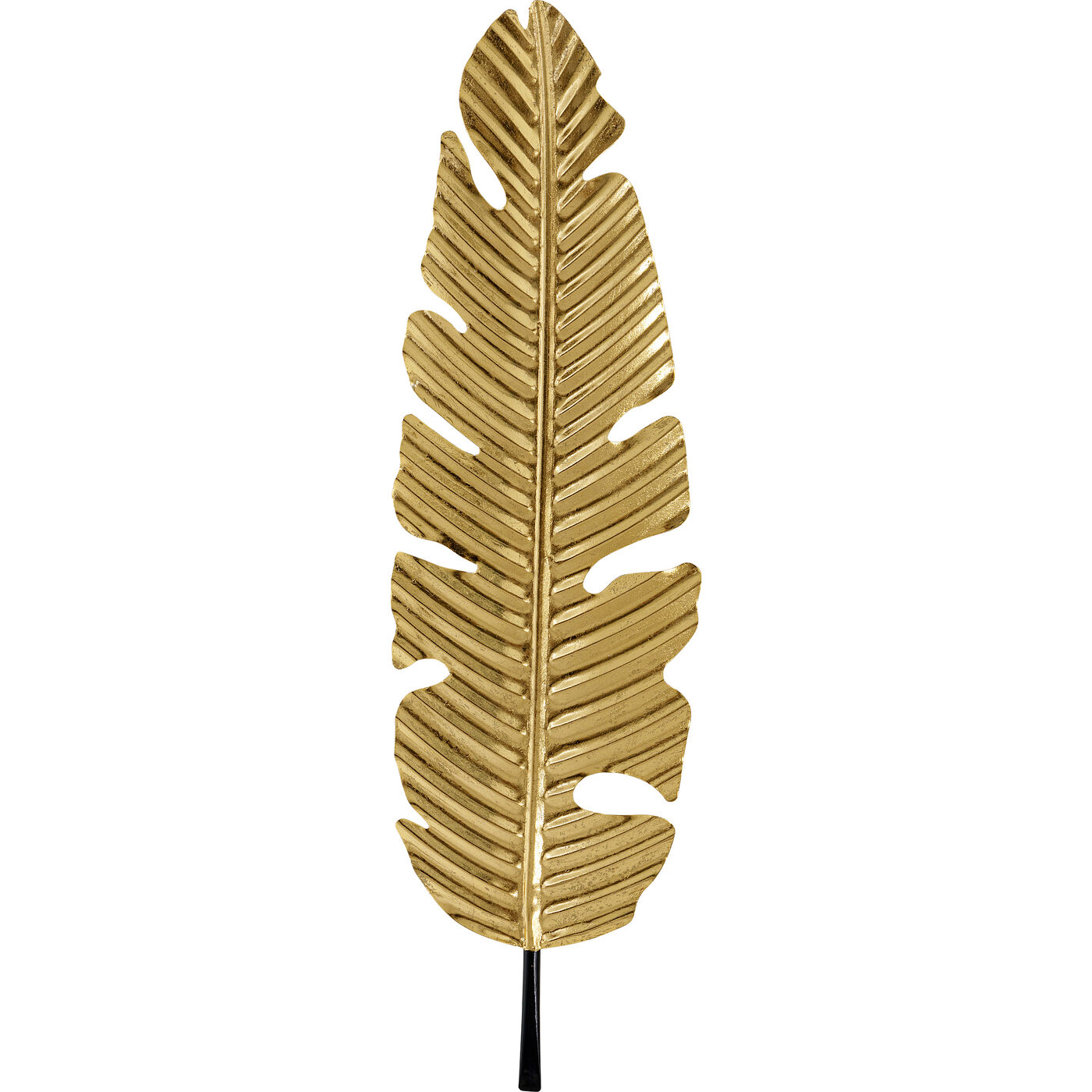 Wandschmuck Leaf Gold 92cm