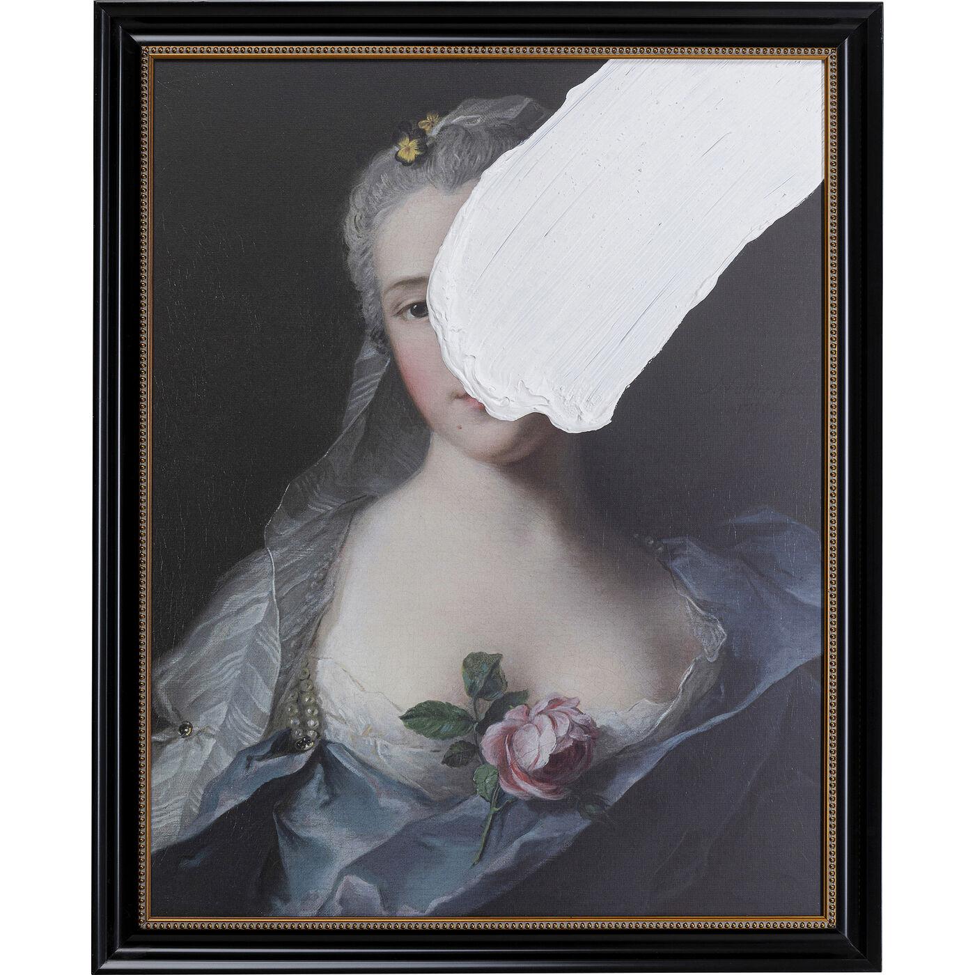 Ölbild Frame Otilia100x80