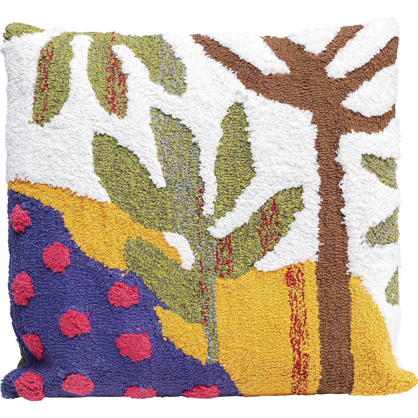 Kissen Tufted Trees 50x50