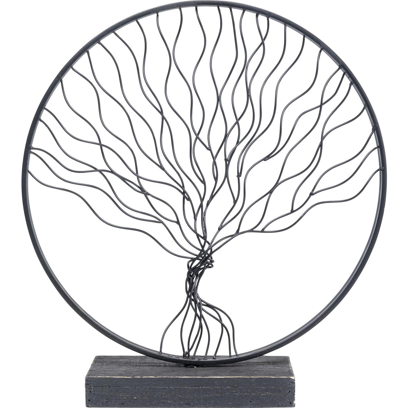 Deko Objekt Rooted