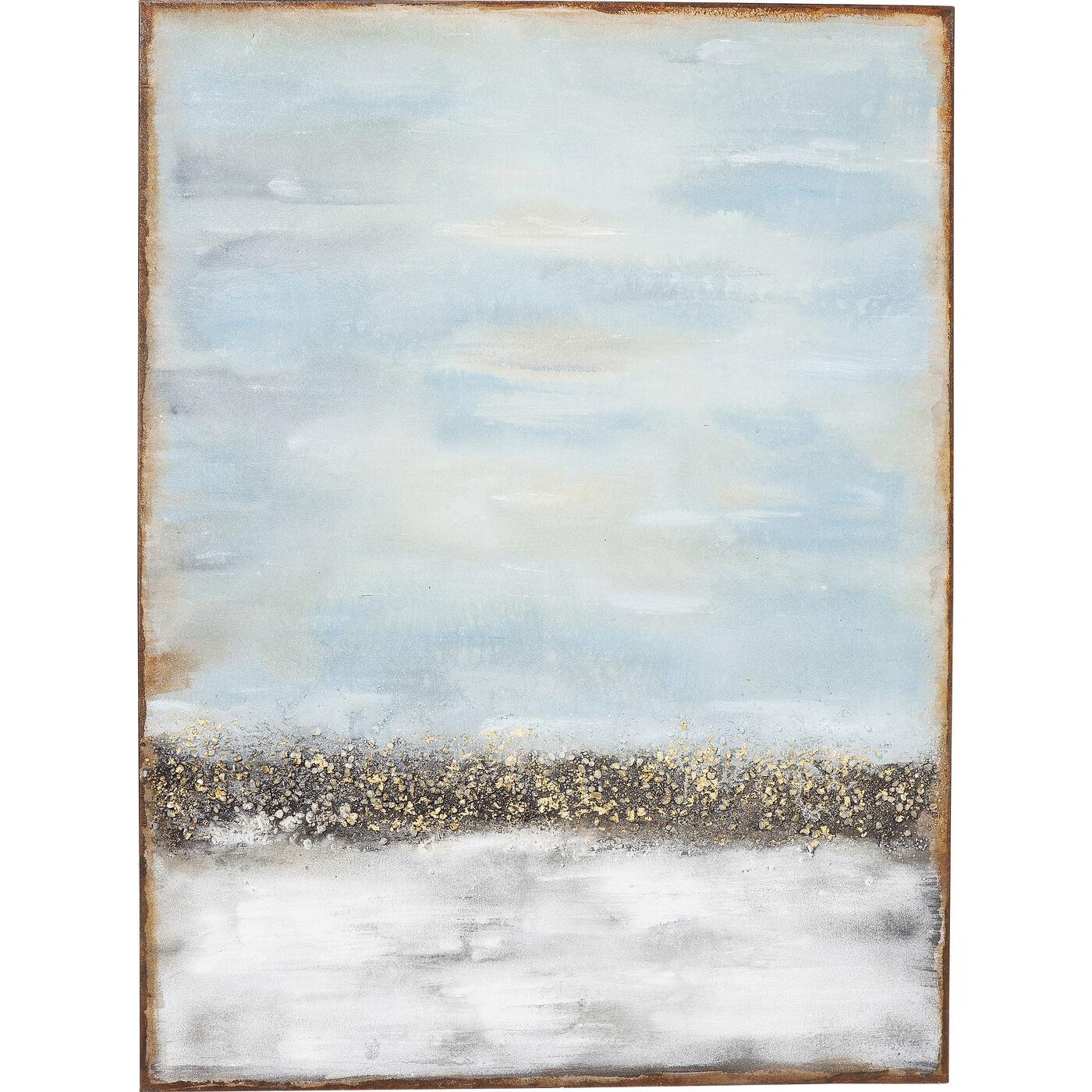 Acrylbild Abstract Horizon 120x90