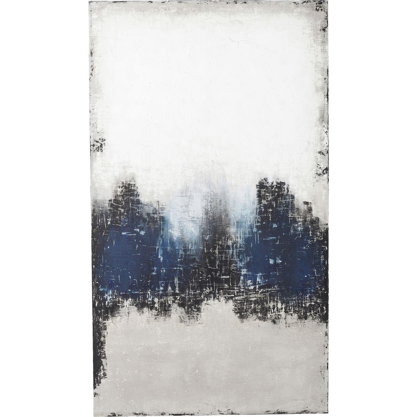 Acrylbild Abstract Into The Sea 210x120cm