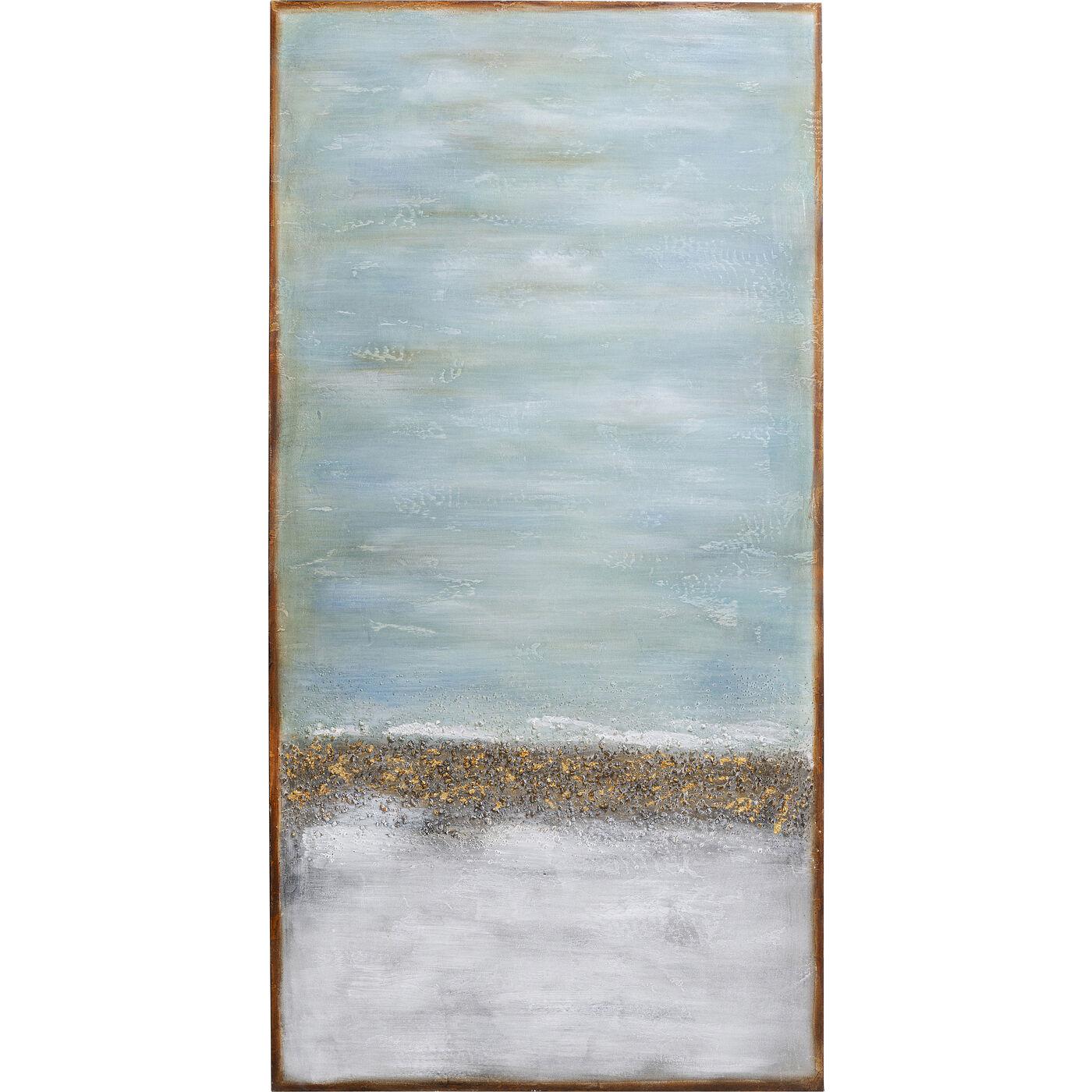 Acrylbild Abstract Horizon 200x100