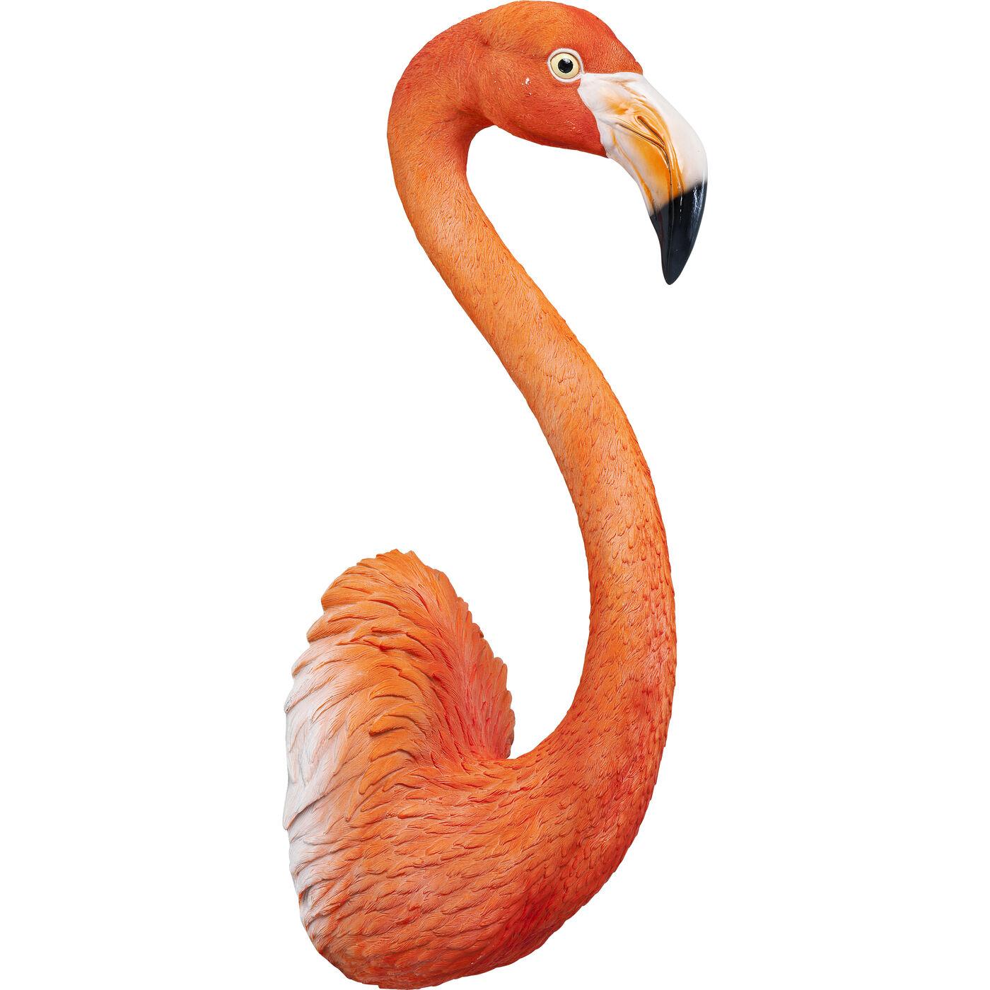 Wandschmuck Flamingo Road 72cm
