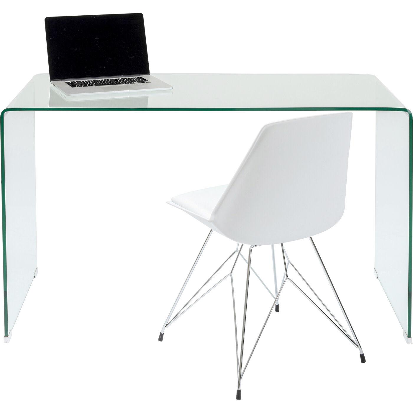 Clear Club Schreibtisch 125x60cm