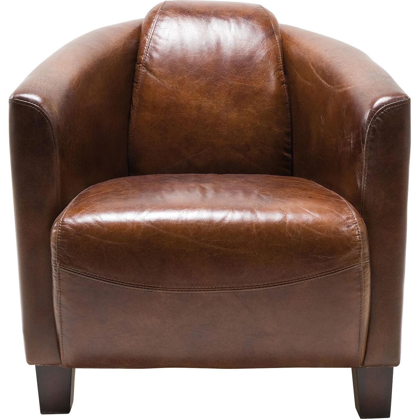 Sessel Cigar Lounge Brown