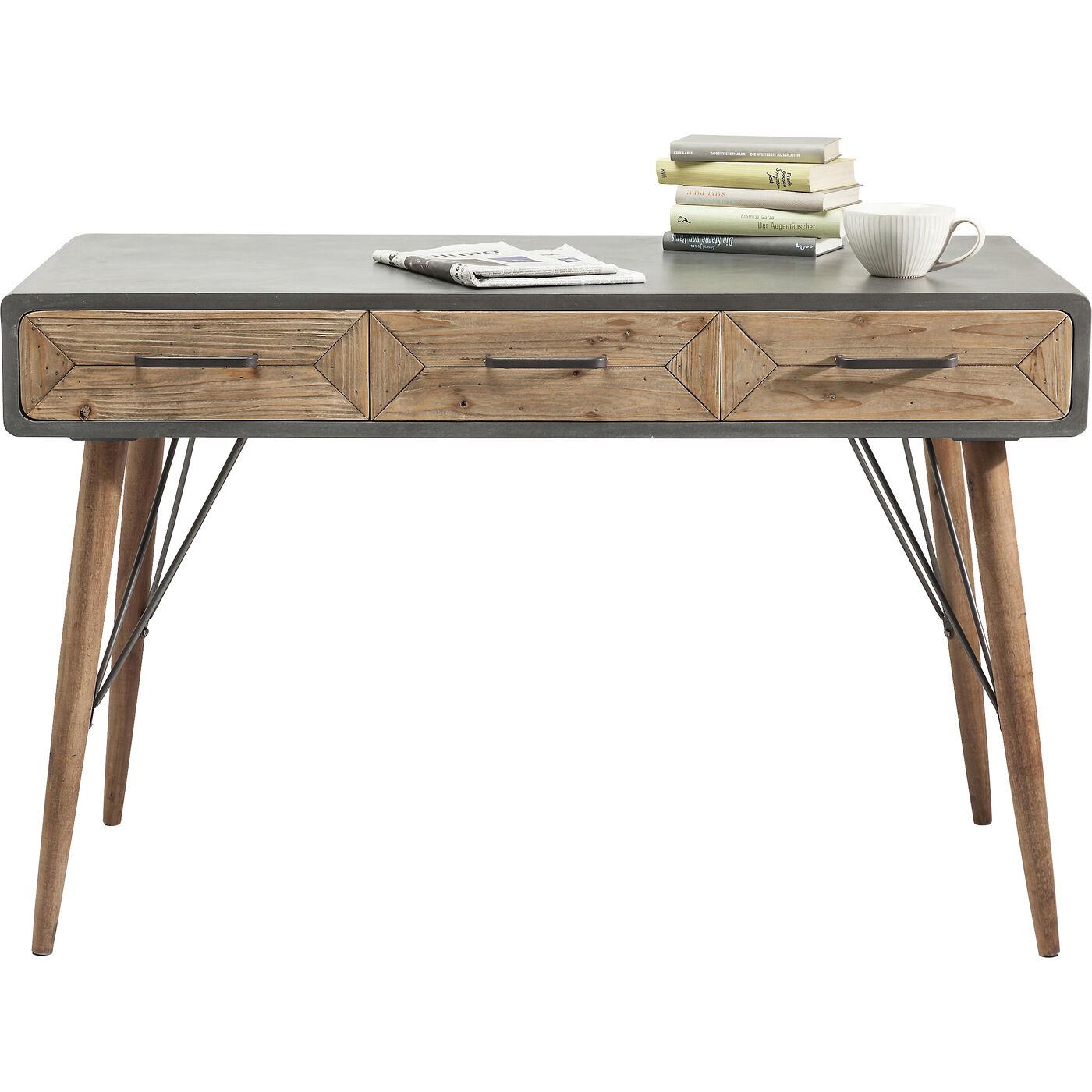 Schreibtisch X Factory 120x60cm 3SK