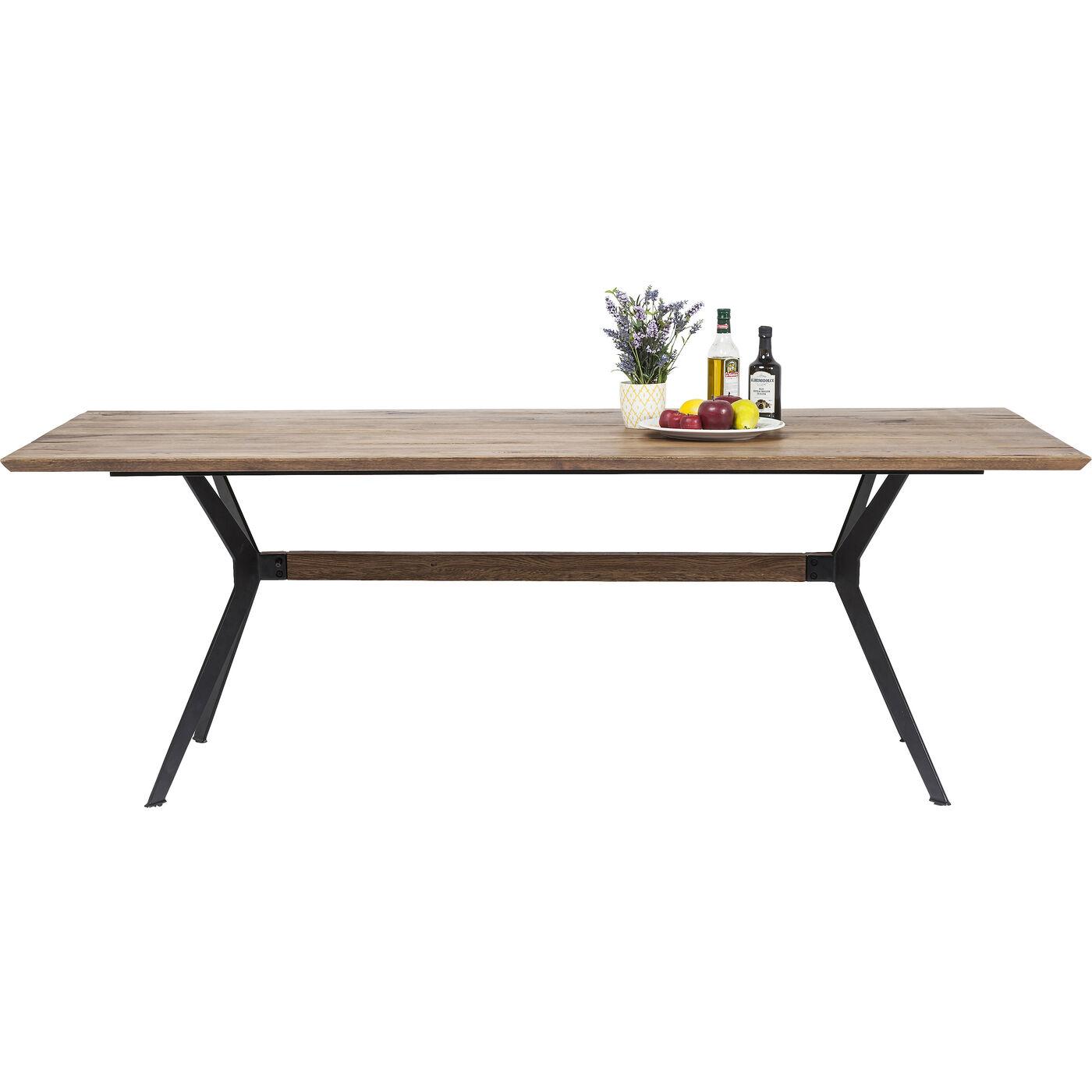 Tisch Downtown Eiche 220x100cm