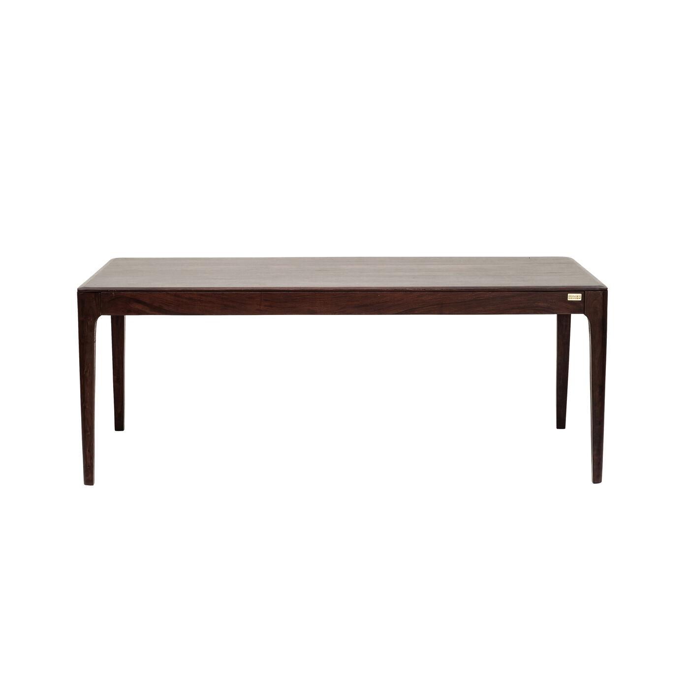 Brooklyn Walnut Tisch 200x100cm