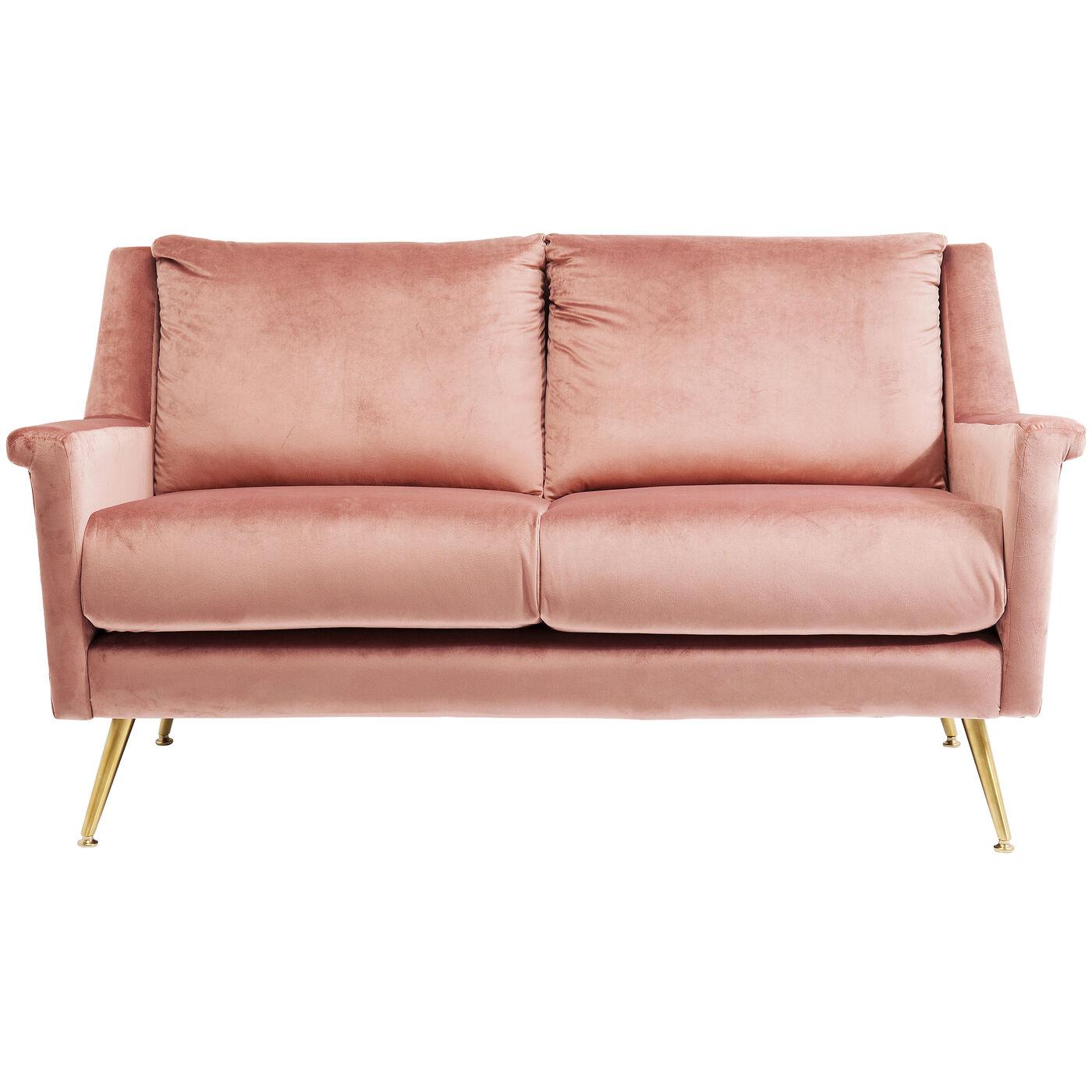 Sofa San Diego 2-Sitzer Rose 143cm