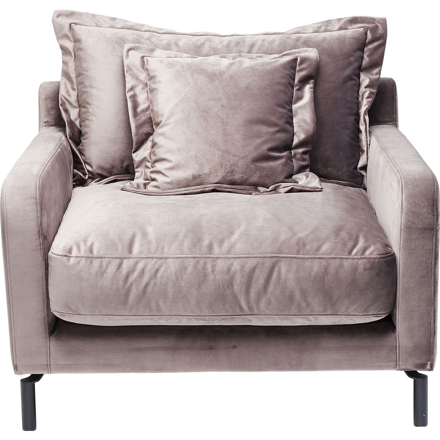 Sessel Lullaby Taupe