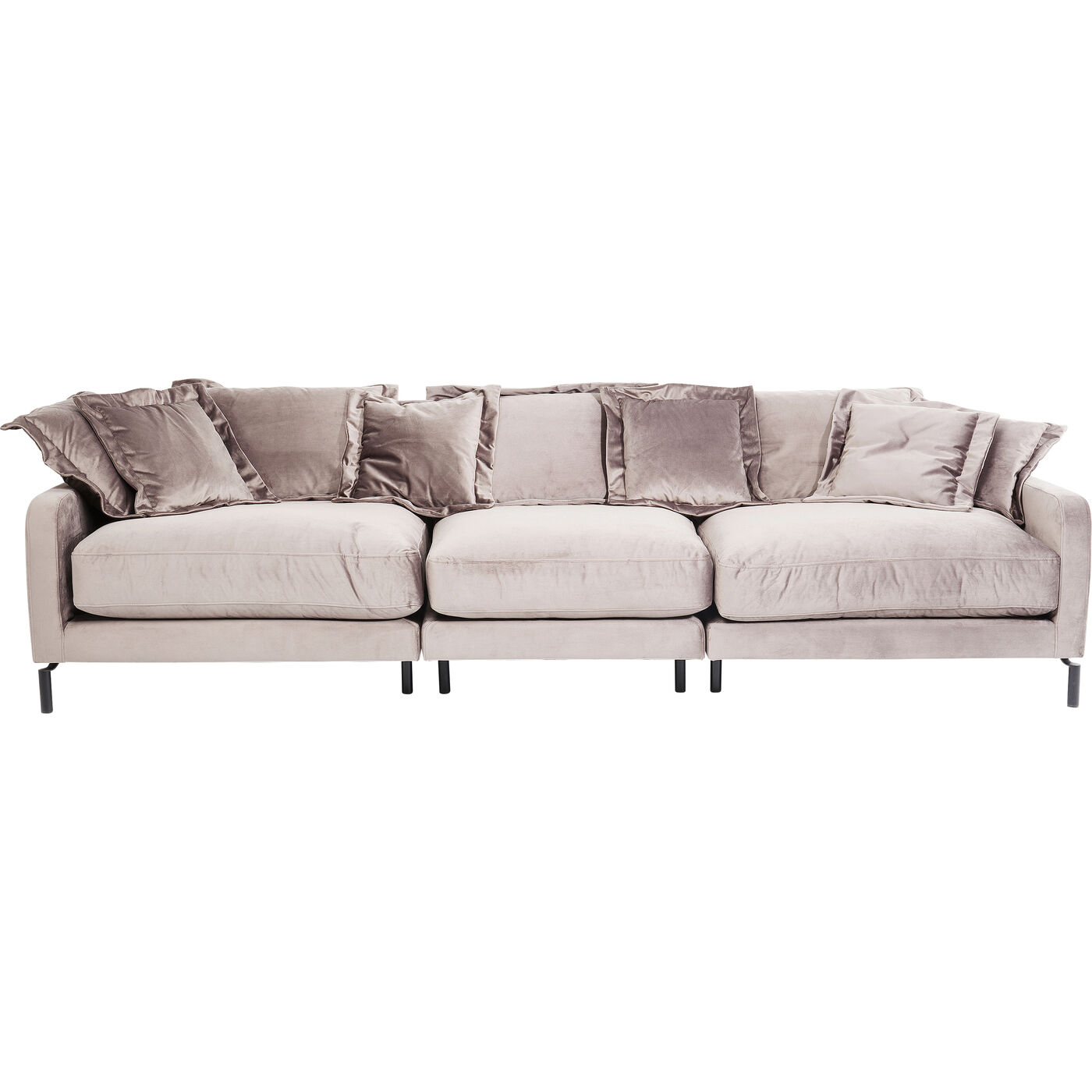 Sofa Lullaby 3-Sitzer Taupe