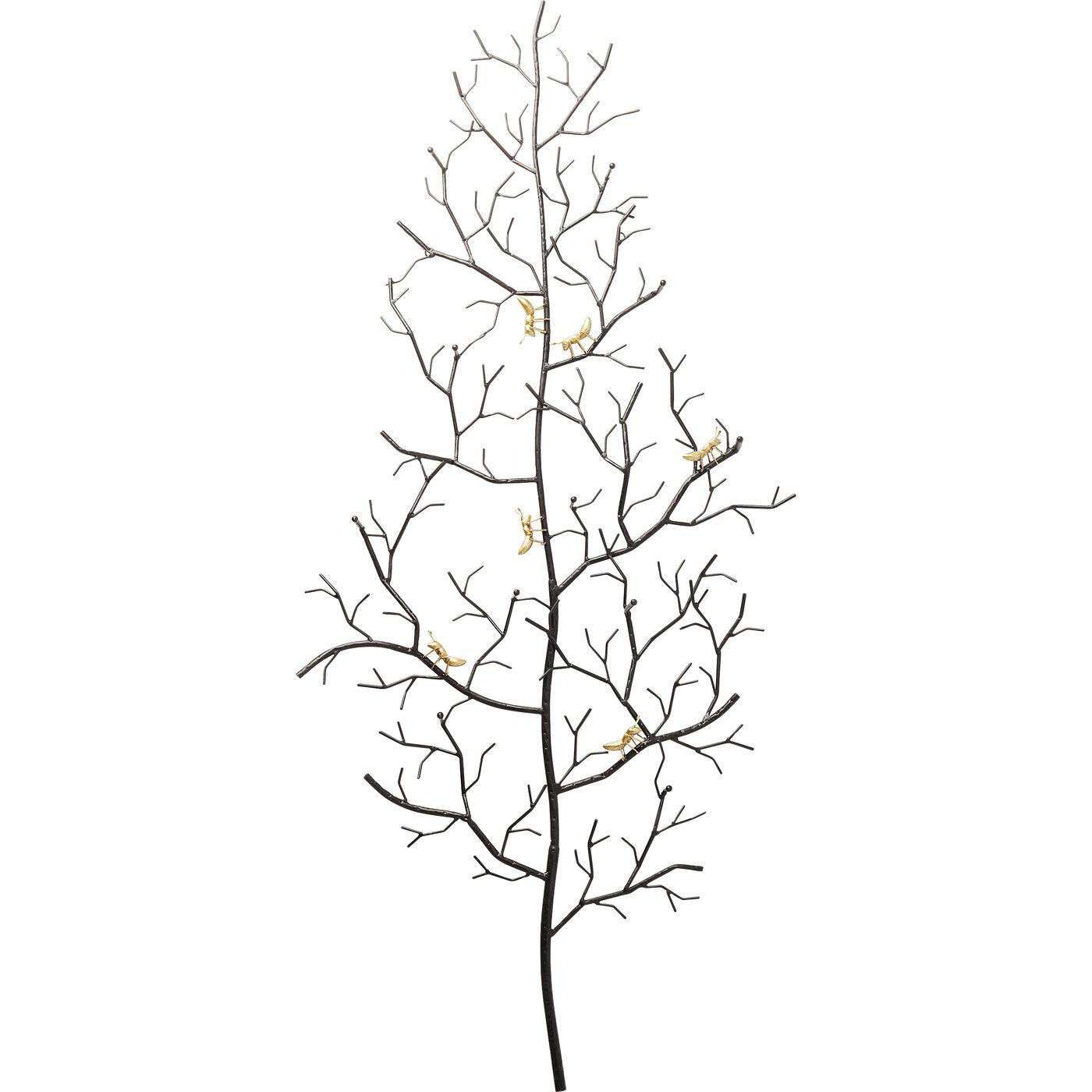 Wandgarderobe Ants On A Tree Groß