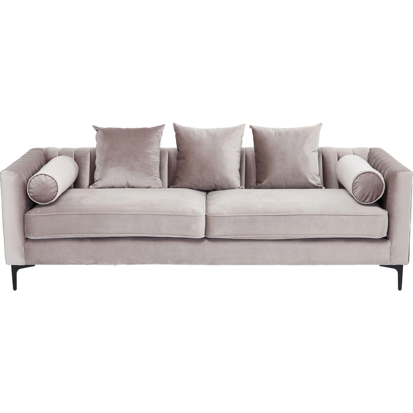 Sofa 3-Sitzer Variete Grau