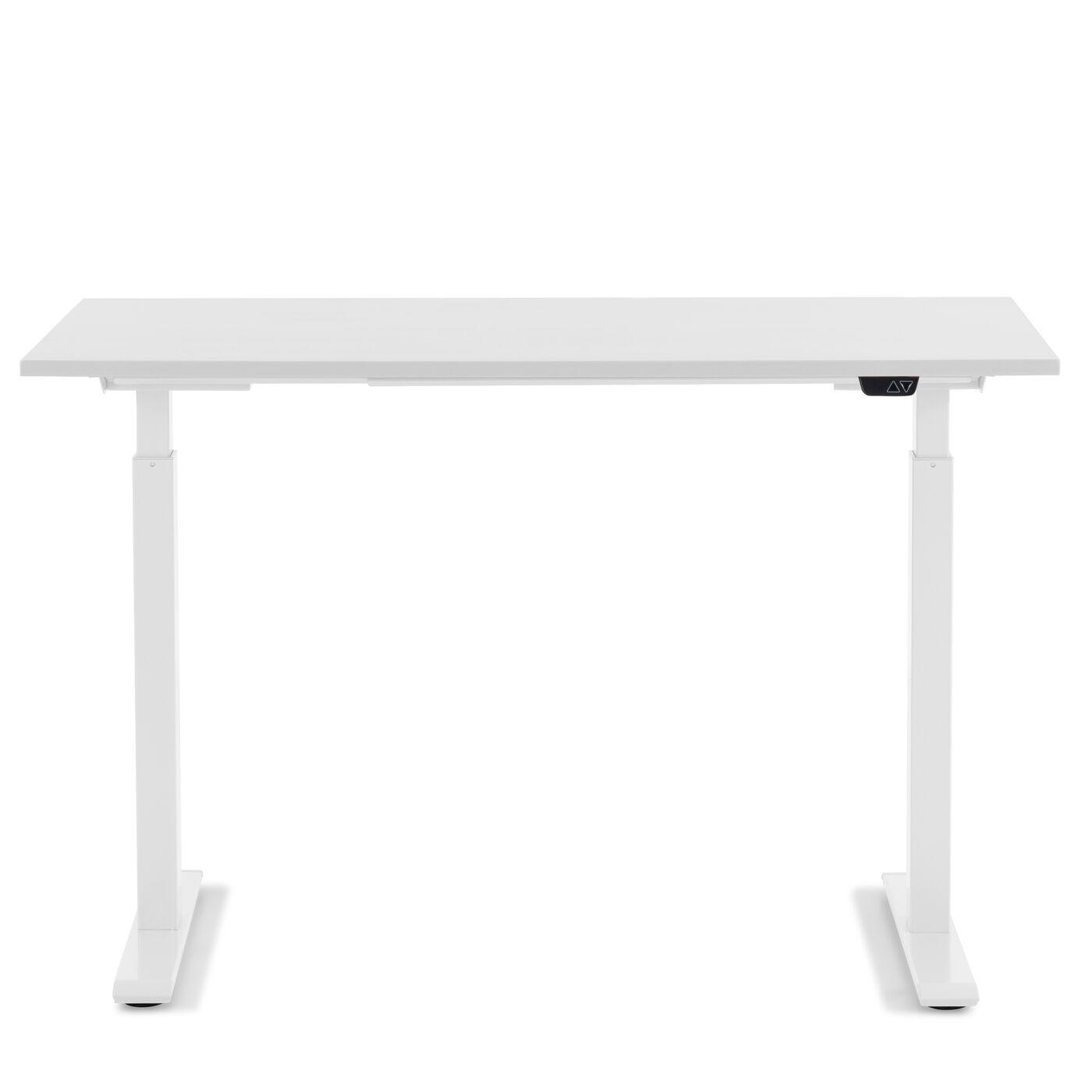 Schreibtisch Office Smart Weiß Weiß 120x70