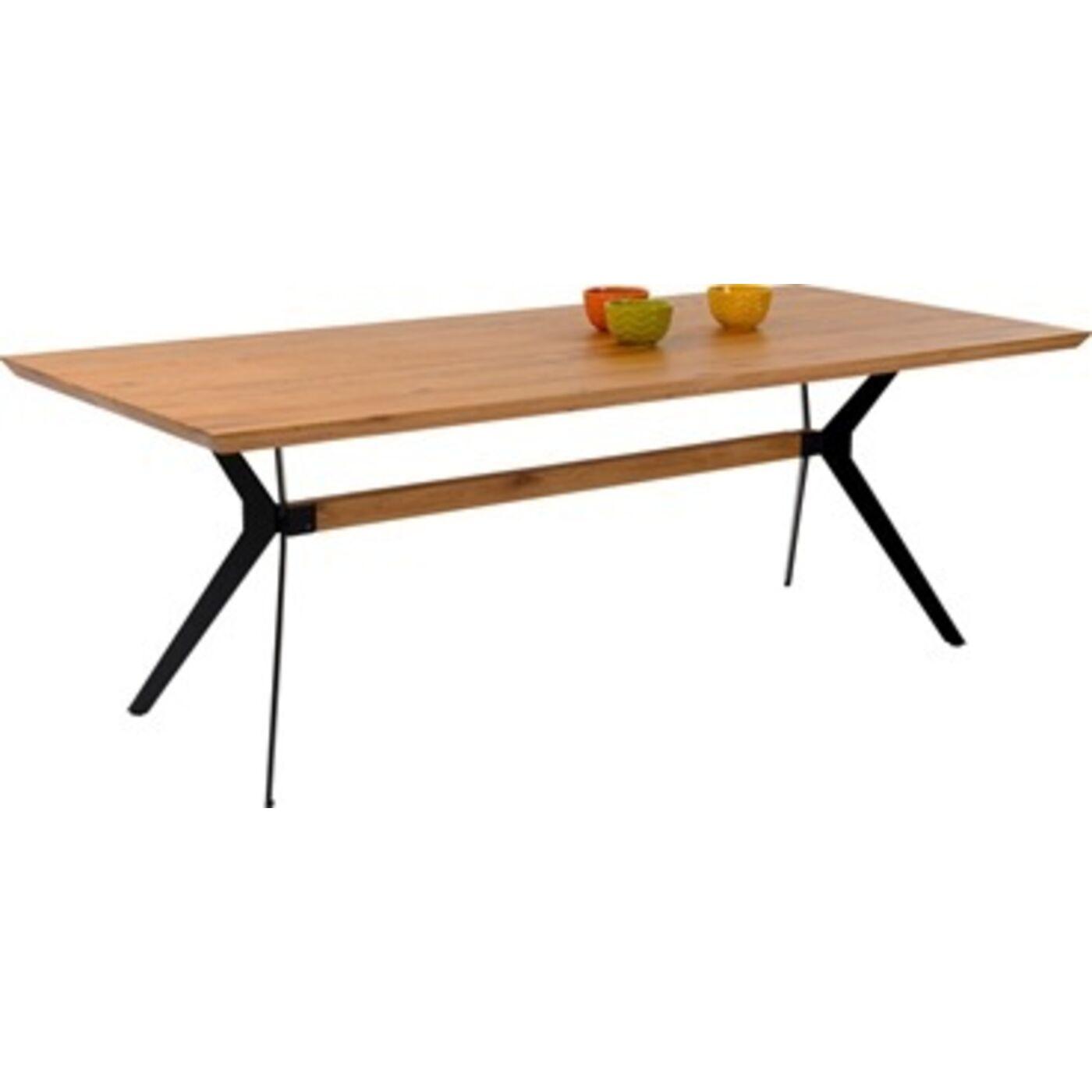 Tisch Uptown Eiche 180x90cm