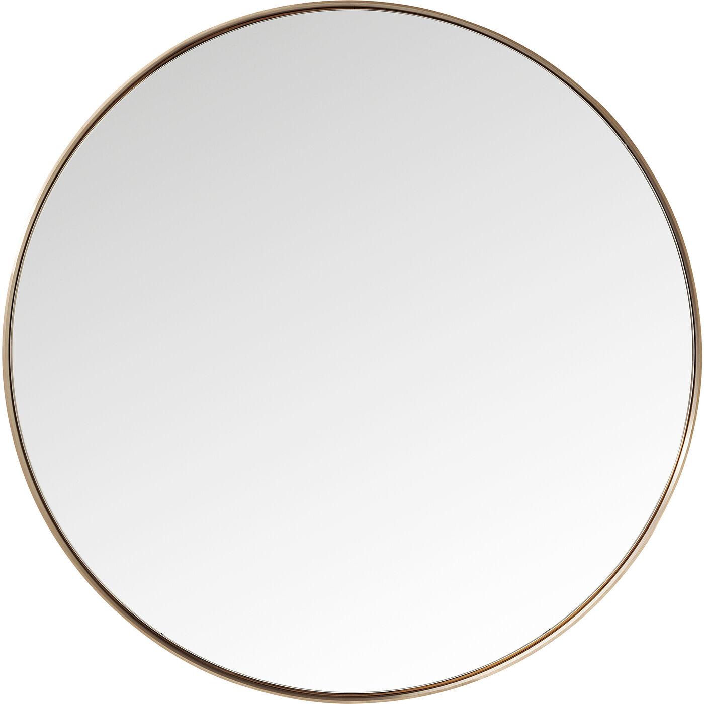 Spiegel Curve MO Round Copper  Ø100cm
