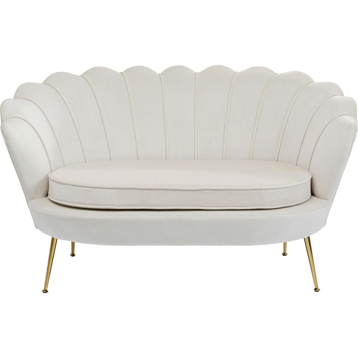 Sofa Water Lily 2-Sitzer Beige