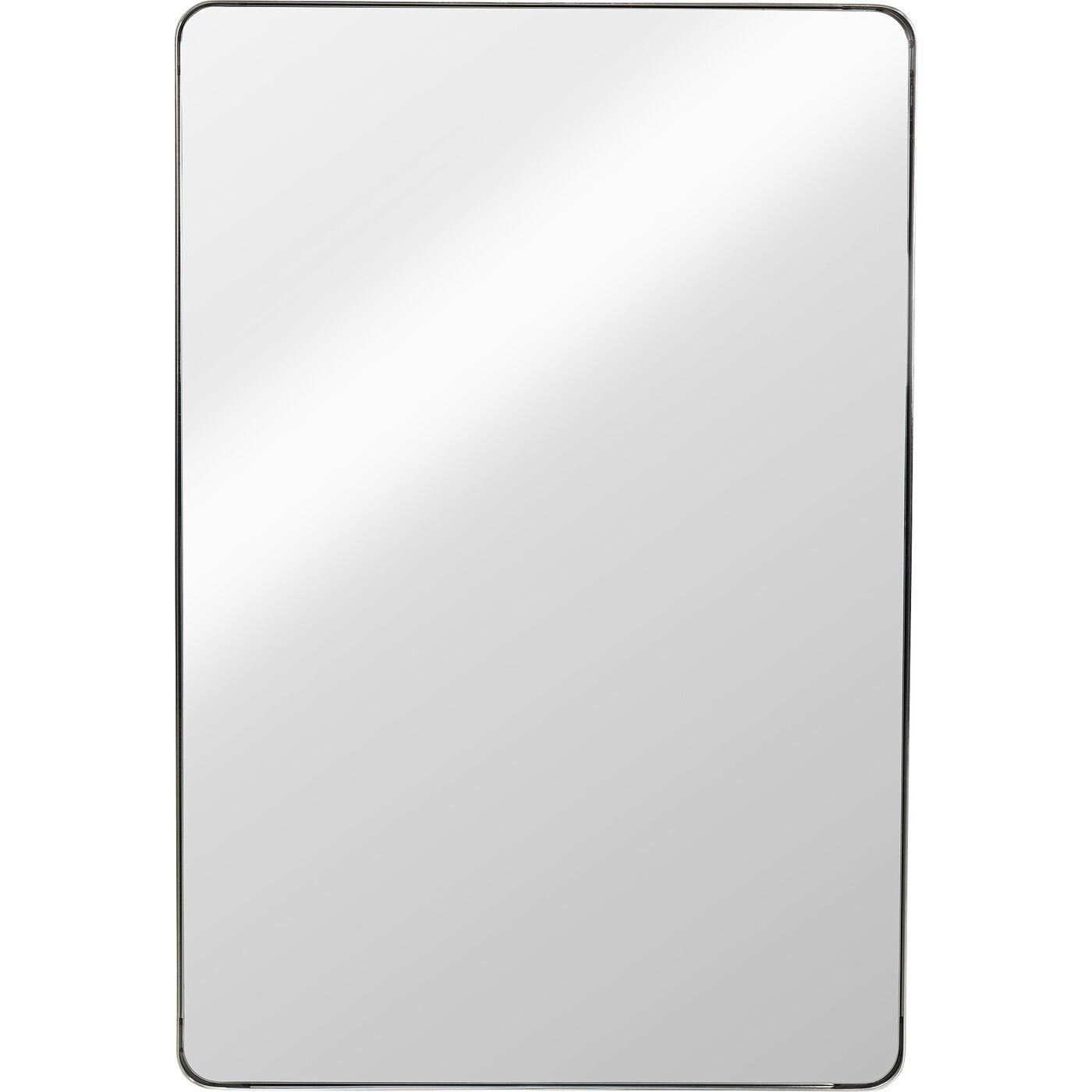 Spiegel Curve MO Chrom Look 120x80