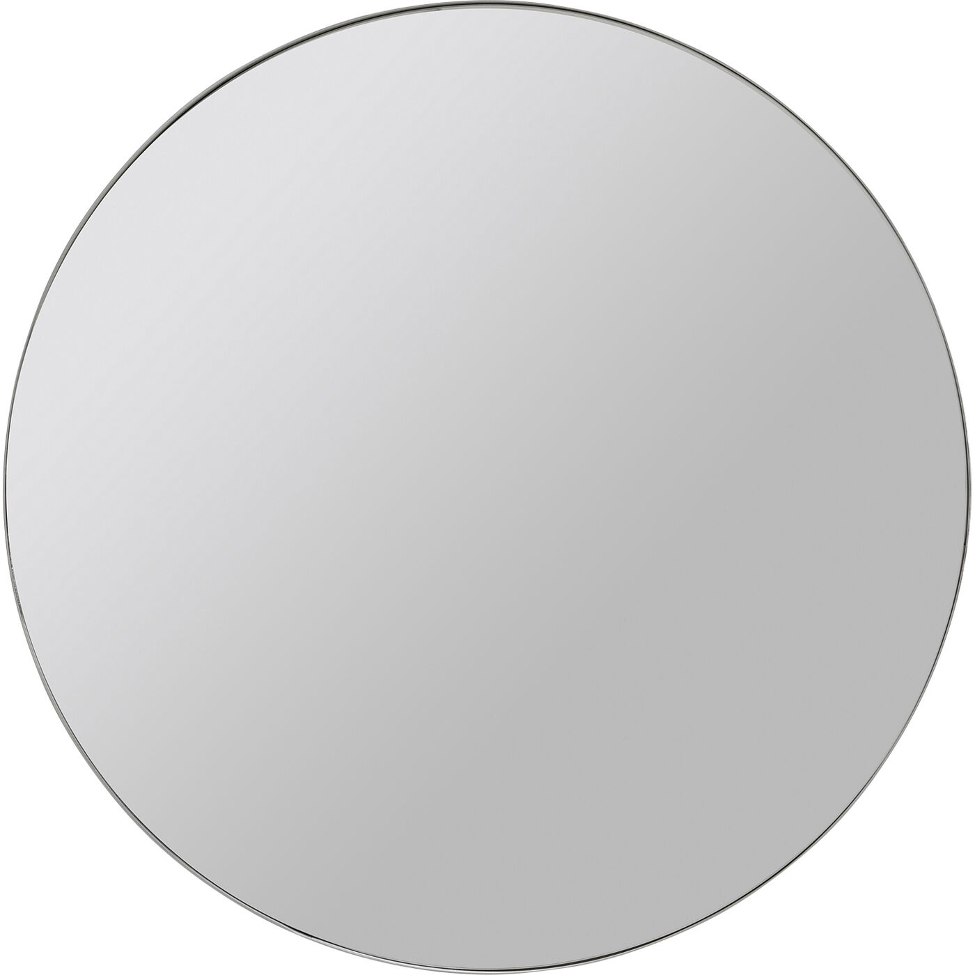Spiegel Curve MO Chrom Look Ø60