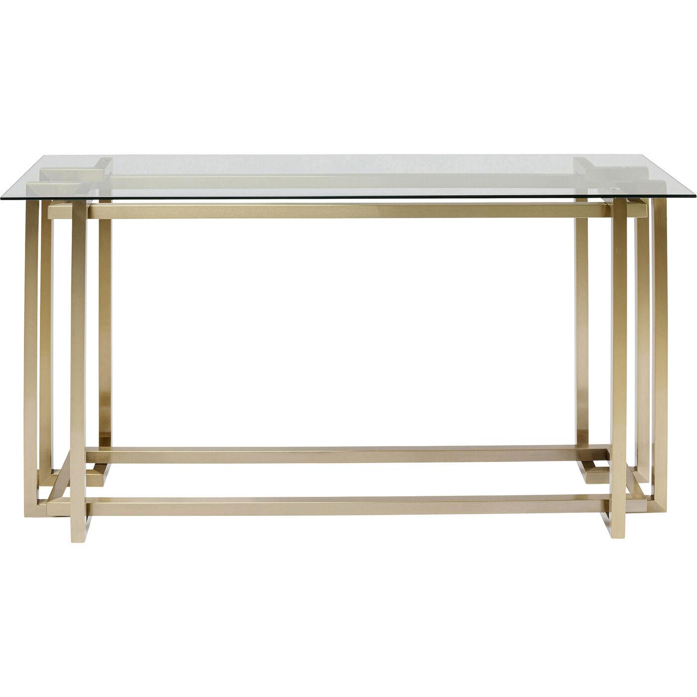 Konsole Clara Gold 145x76cm
