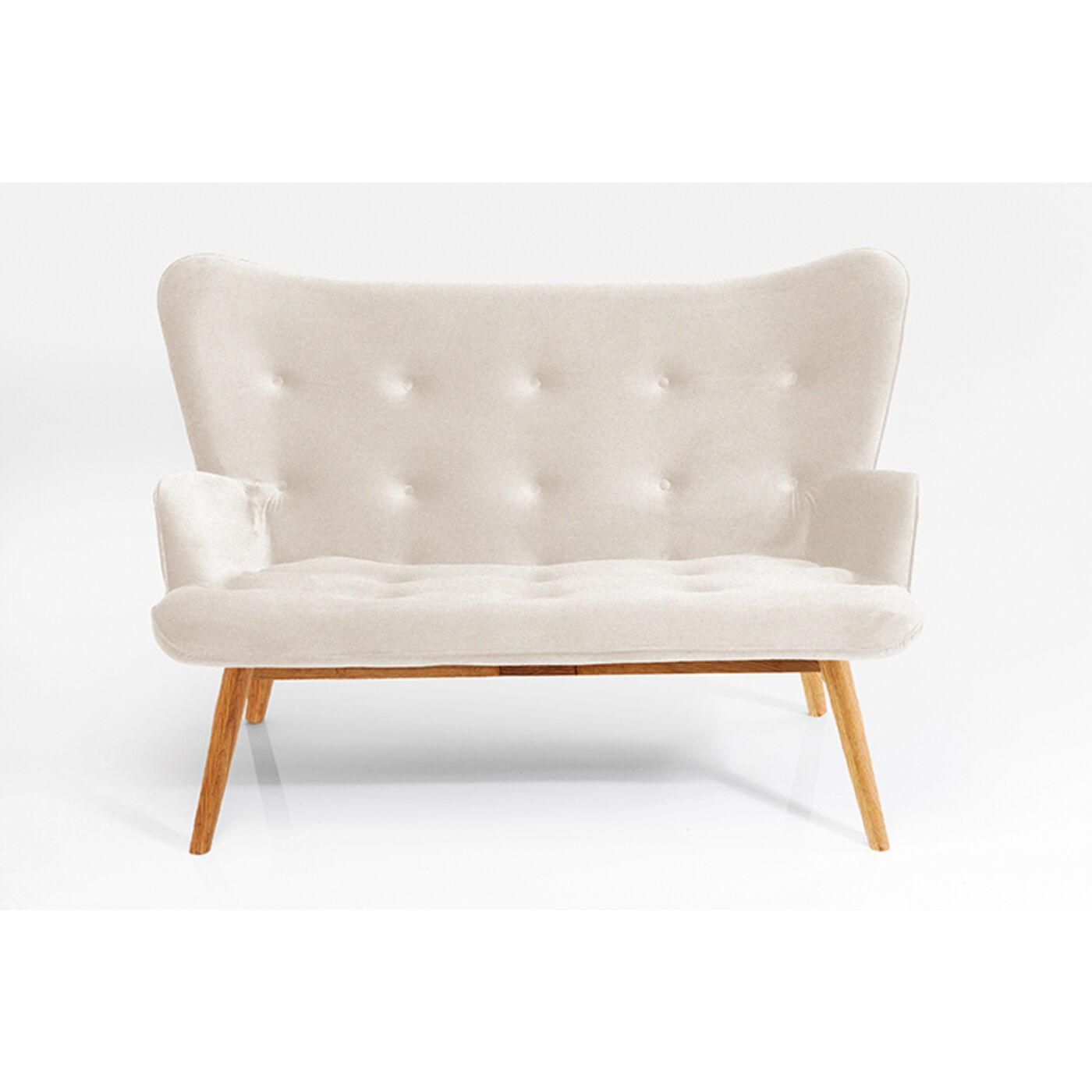 Sofa Vicky 2-Sitzer Ecru