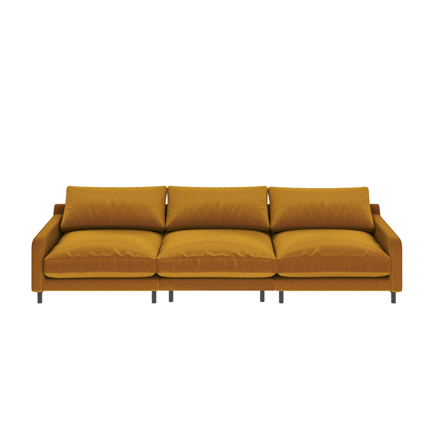 Sofa Discovery 3-Sitzer Amber